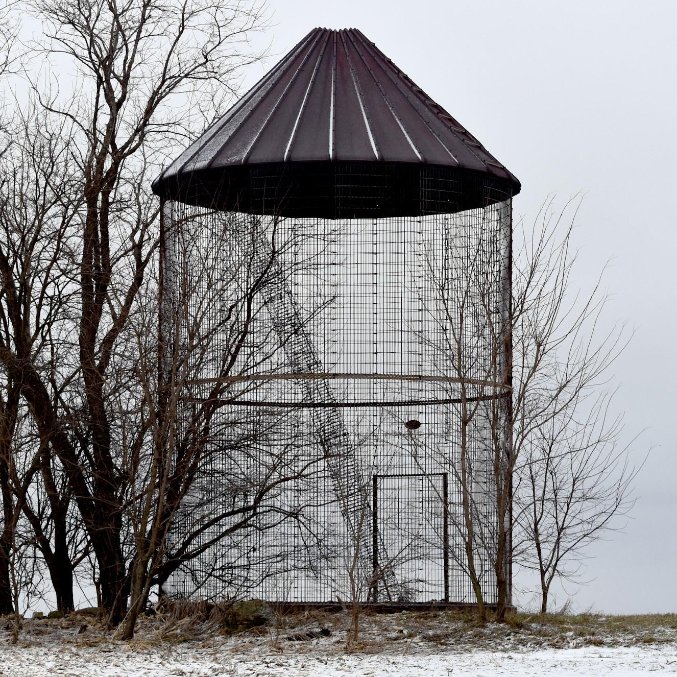 What is That? - Corn Cribs - DeKalb County Farm Bureau ...